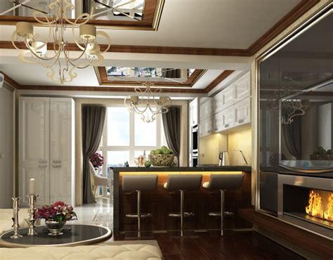 Роскошь в стиле ардеко — Интерьеры квартир, домов — Myhomeru