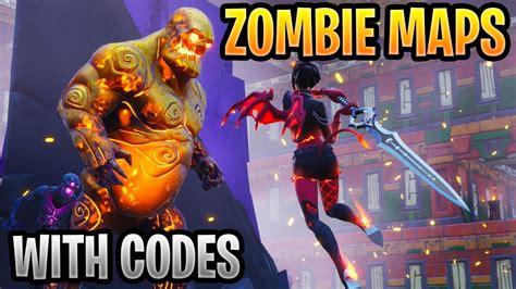 fortnite zombies creative mode maps  codes youtube
