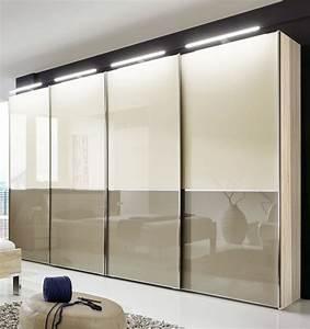 Kleiderschrank Mit Platz Für Fernseher : schwebet renschrank in dekor mit glasfront 2 bis 4 t rig banga ~ Sanjose-hotels-ca.com Haus und Dekorationen
