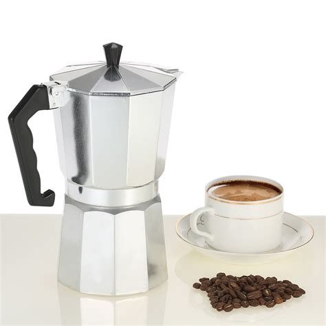 Check out our stovetop coffee pot selection for the very best in unique or custom, handmade pieces from our kitchen décor shops. Coffee Pot Coffee Maker 3Cup/6Cup/9Cup/12Cup Espresso Percolator Stovetop Mocha Pot for Use on ...