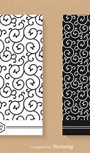 Free Swirly Seamless Vector Patterns - Download Free ...