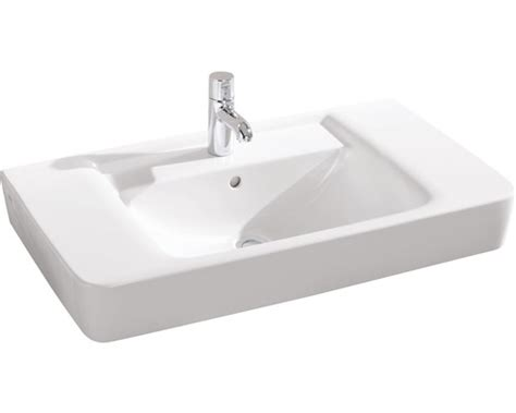 waschtisch keramag renova nr 1 keramag waschtisch renova nr 1 plan 85 cm wei 223 122185000 bei hornbach kaufen