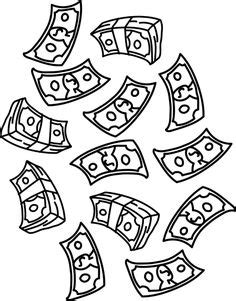 Dollar money icon with bag vector 2193206 - by In-Finity on VectorStock® | LYoga Clip Art