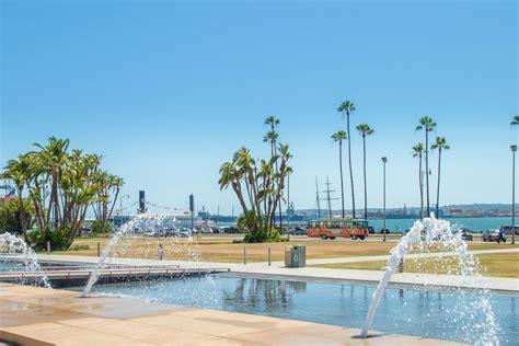 Seaport Village San Diego Information Guide