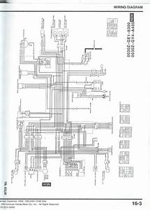Electrical Wire Diagram Honda Ch 250
