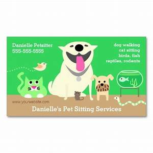 pet sitting services pet sitting and business cards on With dog babysitting service