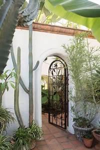 Innenhof Spanischer Häuser : mission style spanish architectural accents pinterest traumh user und g rten ~ Udekor.club Haus und Dekorationen