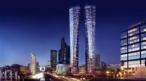 7 New Skyscrapers in La Défense District in Paris to Lure
