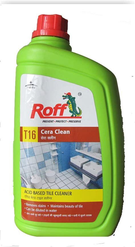 Bathroom Floor Cleaner by Roff Cera Clean Regular Floor Cleaner Price In India Buy