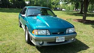 1993 Ford Mustang GT Hatchback 2-Door 5.0L for sale in Mandeville, Louisiana, United States for ...