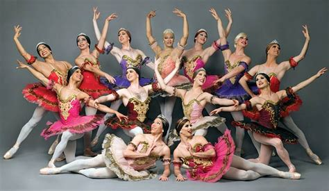 les ballets trocadero di montecarlo where milan what