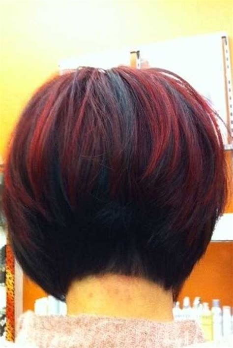 red bobs hairstyles bob hairstyles  short