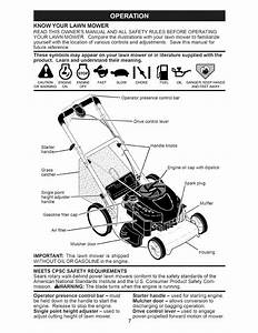Page 7 Of Craftsman Lawn Mower 917 374541 User Guide