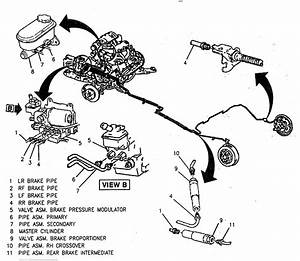 Chevy Cavalier Engine Vacuum Line Diagram