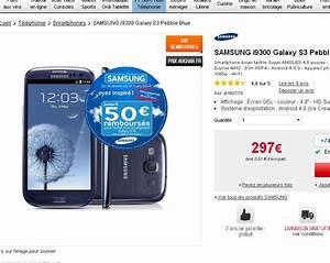 Carte De Fidelité Auchan Fr Activer : galaxy s3 qui revient 177 euros ~ Dailycaller-alerts.com Idées de Décoration