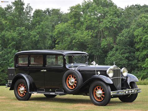 Mercedes-Benz Nürburg 500 Pullman Limousine (W08) 1931–34 ...