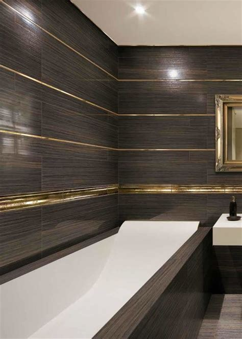 metallic tile effect wallpaper metallic effect porcelain contemporary wall and