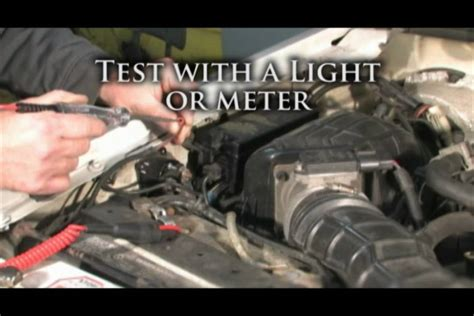 Ford Starter Solenoid Troubleshooting Replacement