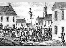 Declaration ActProtesting against the Stamp Act