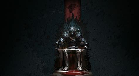 robb stark wolf head hd wallpaper background image