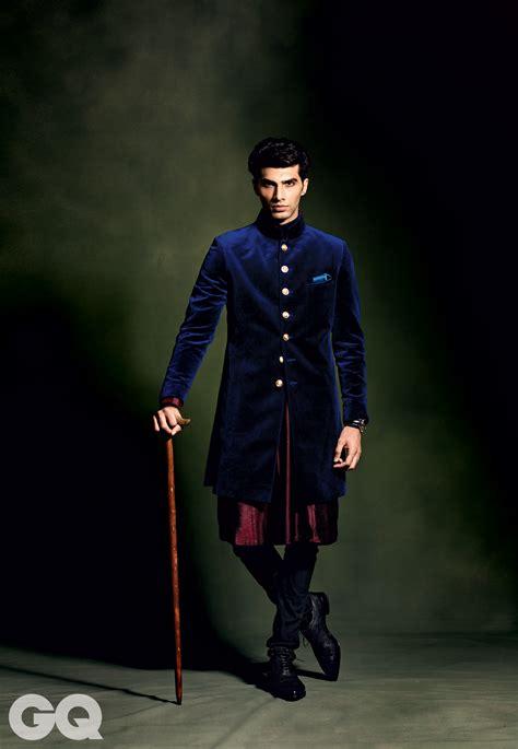 ways  wear  sherwani