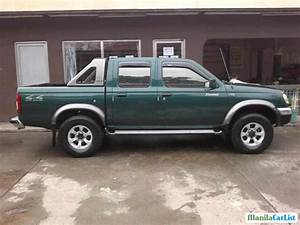 Nissan Frontier Manual 2000 For Sale