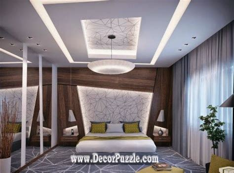 Master Bedroom Pop Ceiling Designs by Modern Plaster Of Designs For Bedroom 2015 Pop