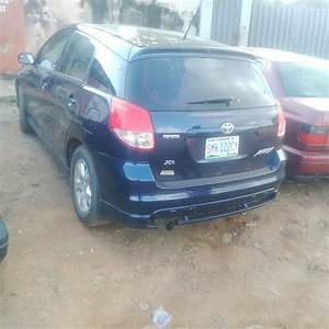 Sold 4months Used 2004 Toyota Matrix Manual Sold