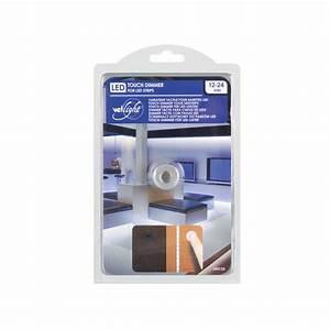 Variateur Pour Led : variateur tactile pour r glette led 12v 20 50 ~ Edinachiropracticcenter.com Idées de Décoration