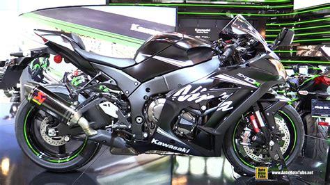 Kawasaki Zx10 R Modification by 2016 Kawasaki Zx10r Winter Test Edition Walkaround