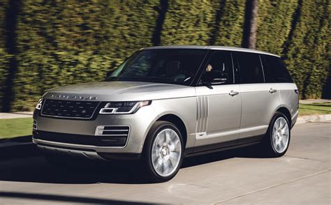 land rover 2018 2018 range rover svautobiography debuts in la the torque