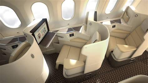 saudia  boeing   dreamliner interior youtube