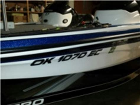 Tx Numbers For Boats by Boat Registration Numbers Tx Lettering