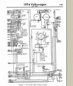 1973 Vw Beetle Wiring Diagram