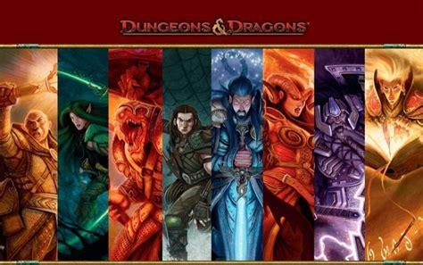 classes dragons dungeons races character rpg creation aventureiros 4th edition neverwinter ladino mago patrulheiro paladino parte dragon jardim supremo menos