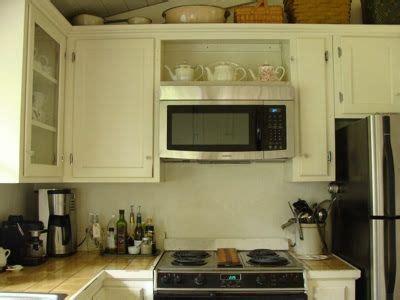 retrofit  cabinet   microwave stove