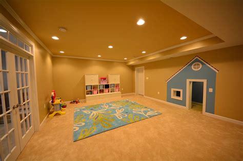 basement remodel  kids playroom resource remodeling