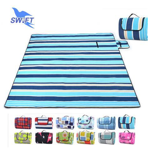 aliexpress acheter haute qualit 233 233 tanche pliable confortable mat gratuitement 200