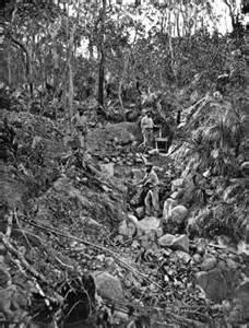 Australia Gold Rush Mining