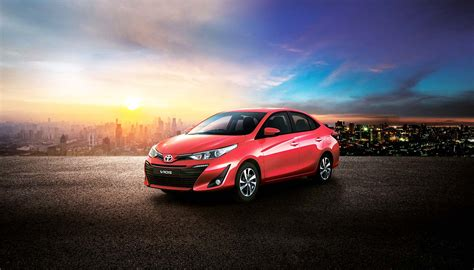 toyota vios the sedan for the city
