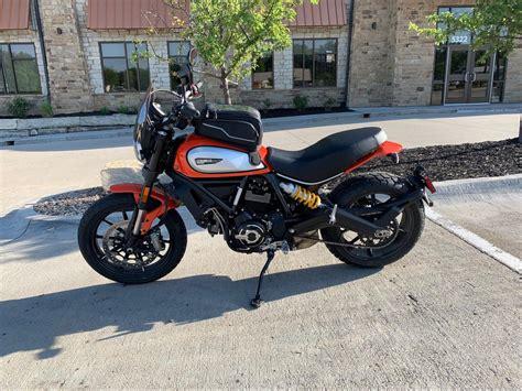Ducati Scrambler Icon Image by 2019 Ducati Scrambler Icon Ride Review
