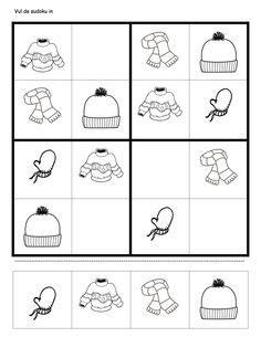 eskimo trace worksheet   template   craft winter