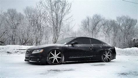 Audi In Snow, Hd Cars, 4k Wallpapers, Images, Backgrounds