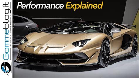 lamborghini aventador svj roadster youtube lamborghini aventador svj roadster design and performance explained youtube