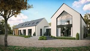 Modern, House, Straffan, County, Kildare