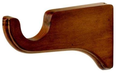 kirsch 2 inch wood trends 6 inch return bracket