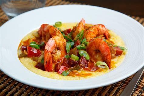 shrimp  andouille grits closet cooking