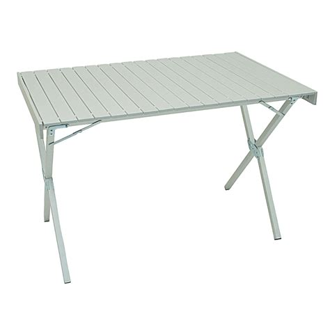 alps mountaineering c chair steel blue dining table alps mountaineering portable dining table