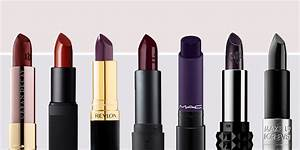 11 Best Dark Lipstick Shades for Summer 2017 - Dark Red