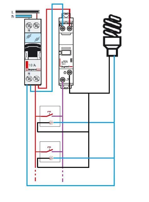 schema bouton poussoir t 233 l 233 rupteurs 233 lectrique tableau 233 lectrique mat 233 riel 233 lectrique elecproshop elecproshop